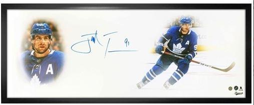 1$ Tavares Overside Autograph