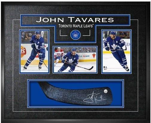 1$ Tavares Signed Stick blade