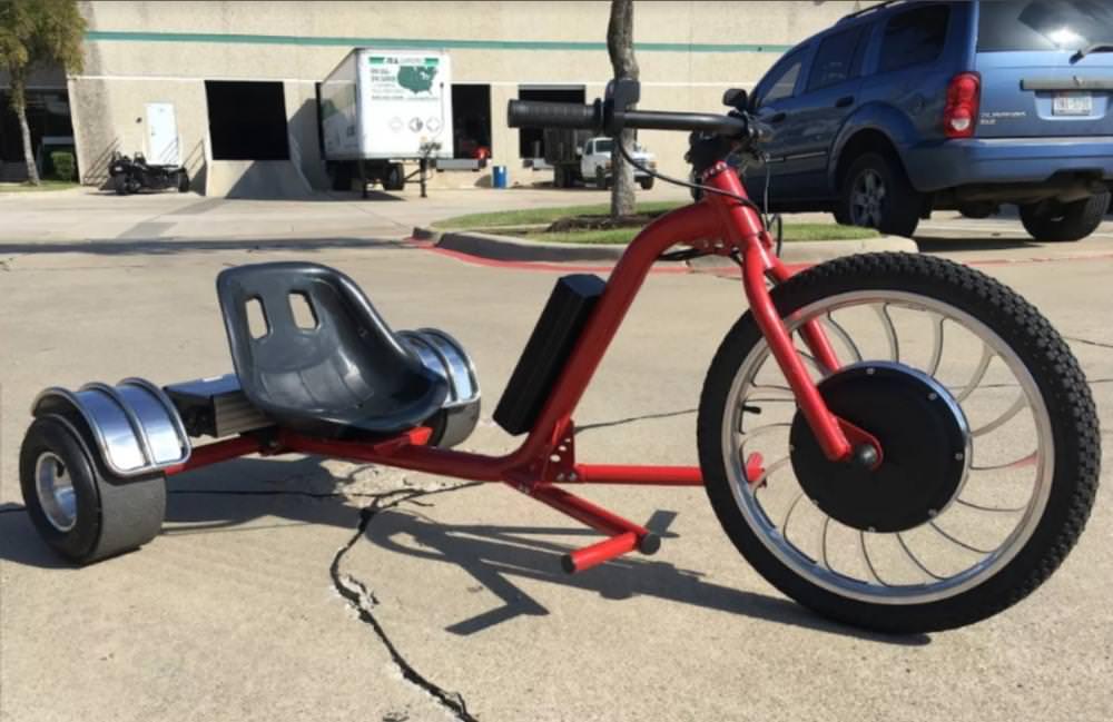 1000W Electric Drift Trike ????