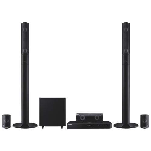 3D Blu-ray Home Theatre System
