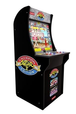 Arcade 1Up Street Fighter II G