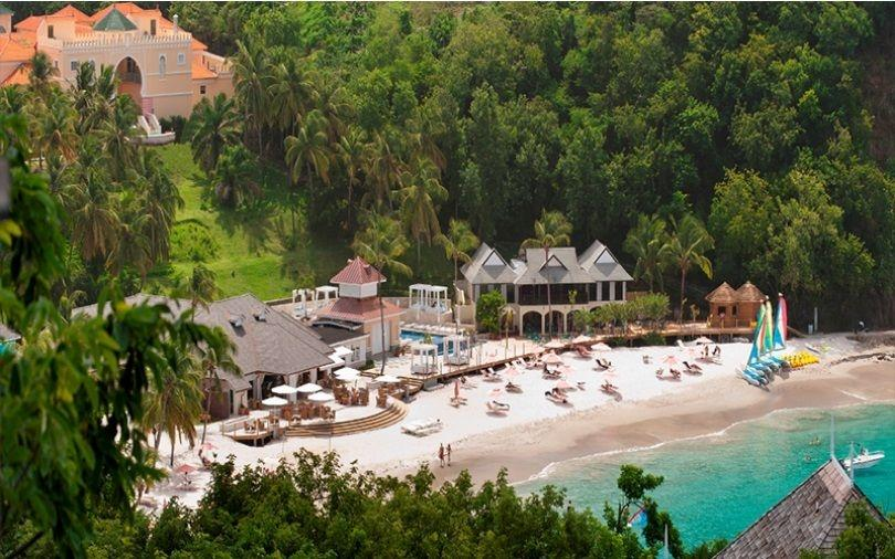 BODY HOLIDAY ST. LUCIA for 2