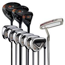 Callaway X2 Hot Plus 10-Piece