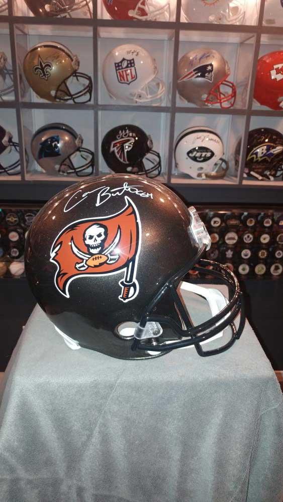 Cameron Brate Rep Helmet