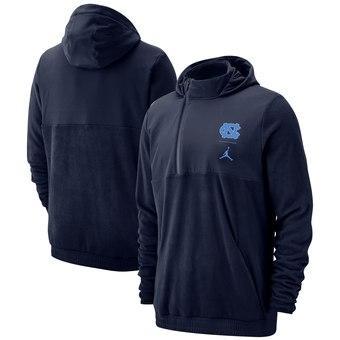 Jordan Quarter Zip NCAA Jacket