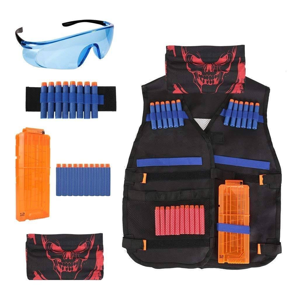 Kids Tactical Vest Kit - NERF