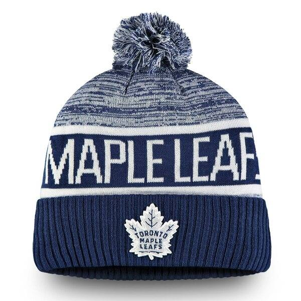 Maple Leafs Knit Toque