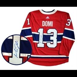 Max Domi Signed Jersey