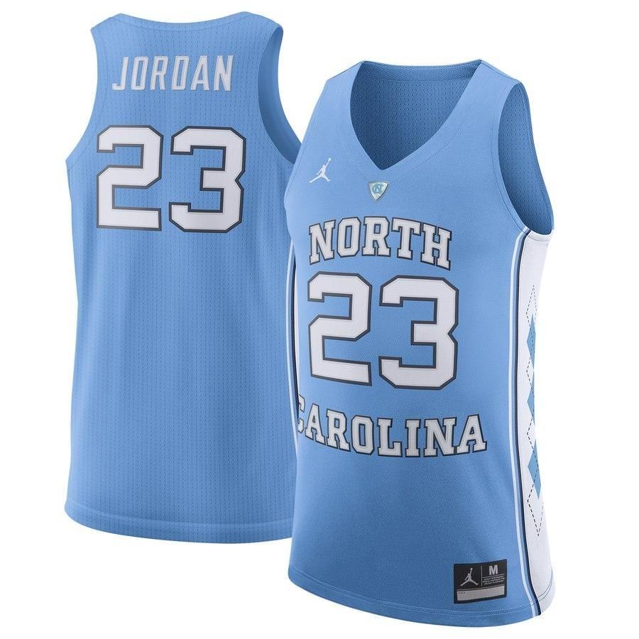 Michael Jordan NCAA NC Jersey