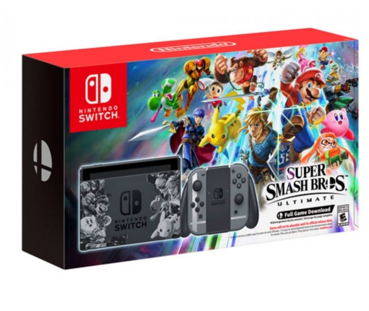 Nintendo Switch Super Smashbro