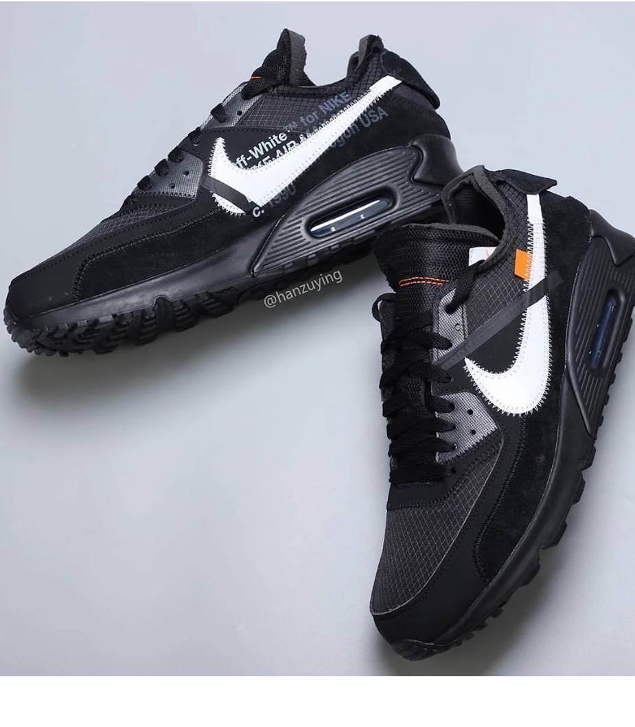 Off-White™ x Nike Air Max 90
