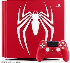 PS4 Limited Edition Spider Man