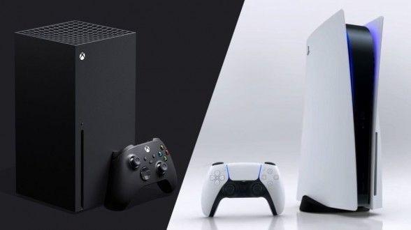 PS5 & XBOX Series X Consoles