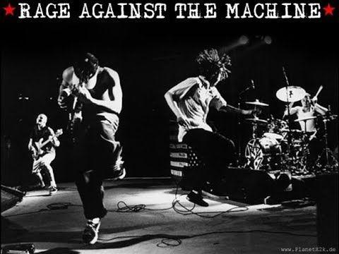 Rage Against The Machine Tix