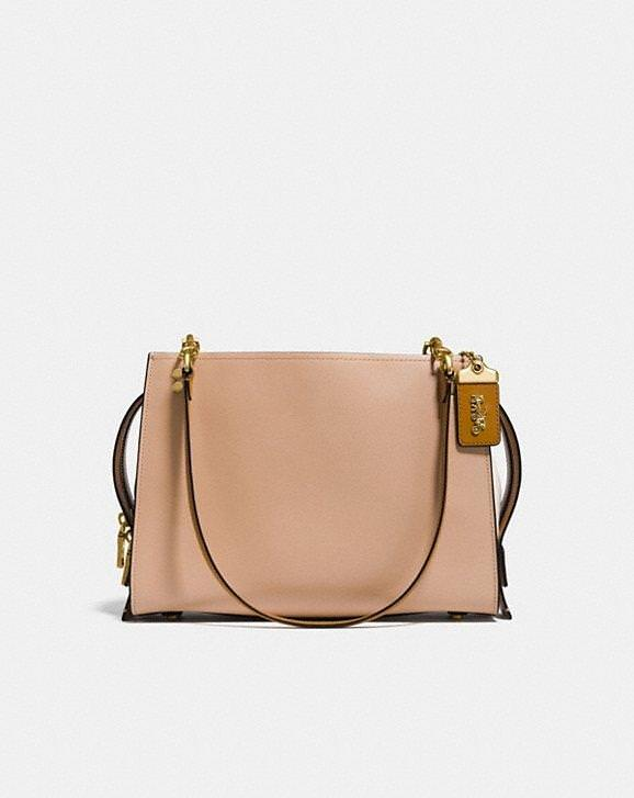 Rogue Shoulder Bag In Colorblo