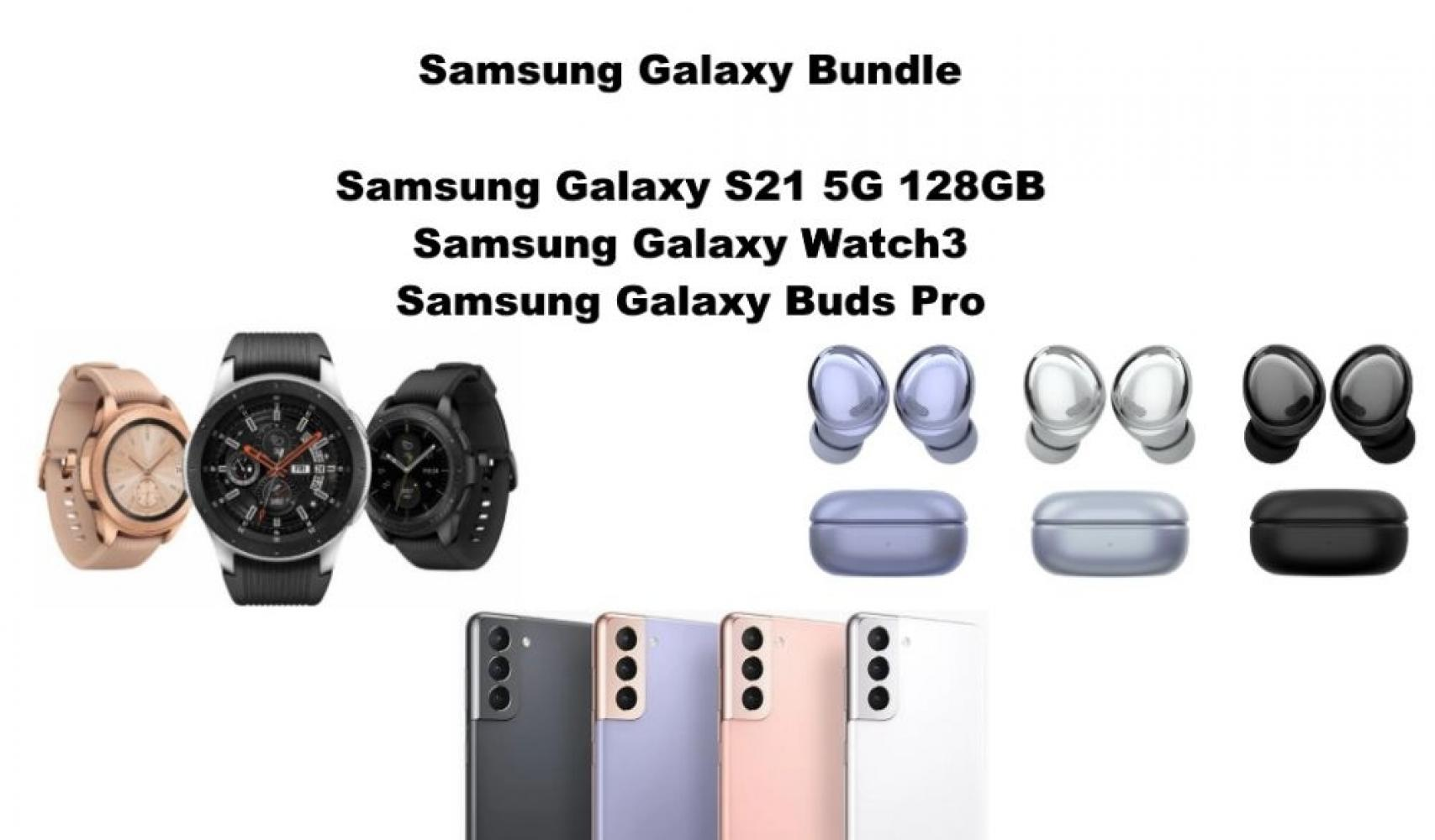 Samsung Galaxy Bundle