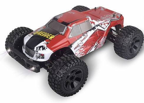 SHREDDER REMOTE CONTROL CAR