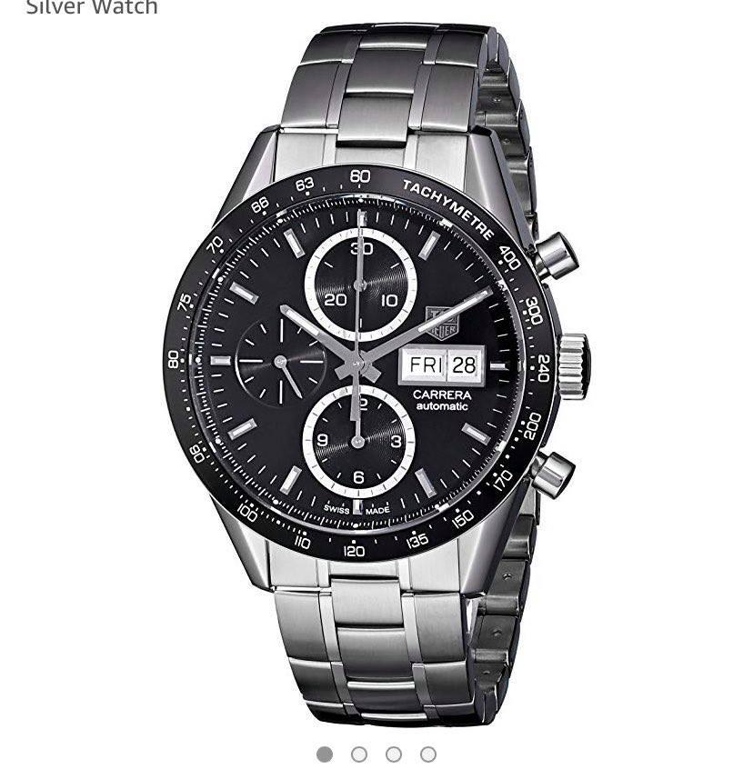 TAG Heuer Men's CV201AG.BA0725