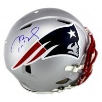Tom Brady authentic speed