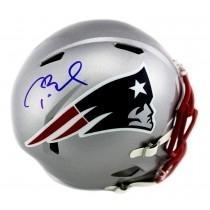 Tom Brady rep helmet