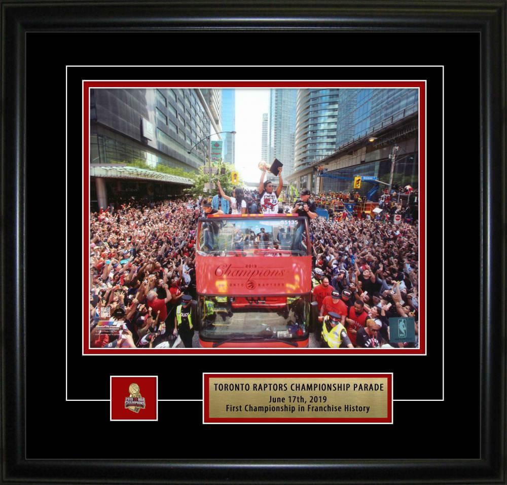 Toronto Raptors Parade - Frame